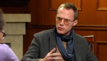 Paul Bettany on his directorial debut, 'Captain America: Civil War,' and falling for Jennifer Connelly