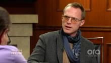 Paul Bettany: Russell Crowe is Frank to a Fault