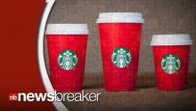 #ItsJustACup Trending on Social Media Mocking Starbucks' Red Cup Controversy