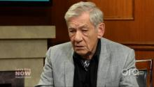 Sir Ian McKellen's Response To Syrian Refugees Being Denied Entrance To The West