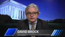 David Brock: No Political Playbook Exists About How To Deal With Donald Trump