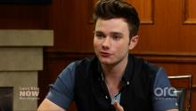 Chris Colfer Details His New Book 'Stranger Than Fan Fiction'