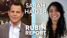 Sarah Haider and Dave Rubin Talk Ex-Muslims, Paris Attacks, and Atheism