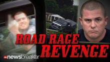ROAD RAGE REVENGE: Woman Records Man in Pickup Truck Tailgating, Crashing Leading to His Arrest