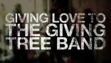 Giving Love to the Giving Tree Band
