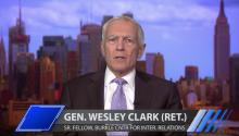 Gen. Wesley Clark: Political Resolve, Not U.S. Boots On The Ground, Will Stop ISIS