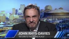 John Rhys-Davies: Islamic Civilization Very Likely To Supplant European Christianity