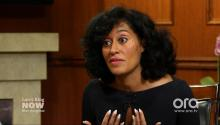 How Tracee Ellis Ross Stepped Out of Mom Diana's Shadow