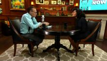 For the Love of Yiddish: Larry King & Tracee Ellis Ross Bond Over Jewish Roots