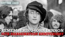 Remembering John Lennon on 35th Assassination Anniversary