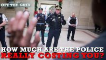 How Much Are The Police Really Costing You?