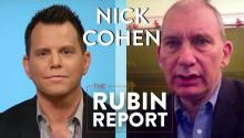 Nick Cohen and Dave Rubin Discuss the Regressive Left, Free Speech, Radical Islam