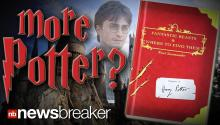 MORE POTTER?: Harry Potter Author J.K. Rowling Confirms Three More Wizarding World Stories