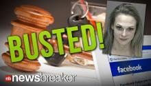 BUSTED!: Woman Accidentally Admits to Probation Violation After Posting About Drinking on Facebook