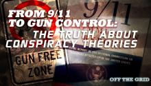 From 9/11 to Gun Control: The Truth About Conspiracy Theories