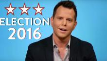 Dave Rubin on the 2016 Election