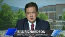Bill Richardson: U.S. Needs 'New Thinking,' and 'New Policies' Toward North Korea