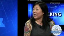 Margaret Cho Weighs in on Jeb Bush's Campaign Logo 'Jeb!'