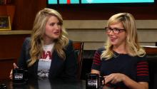 Jillian Bell & Charlotte Newhouse's Hilarious Take on the Hollywood Pay Gap