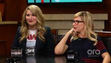 """It's Extremely Sexual"": Larry Gets Jillian Bell to Gush About Her Boyfriend"