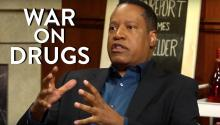 War on Drugs, Hollywood Liberal Bias (Larry Elder Interview Part 3)