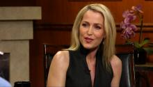 Gillian Anderson Speechless Over All-White Oscar Noms