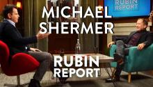 Michael Shermer and Dave Rubin: Skepticism, Conspiracy Theories, Libertarians