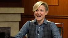 Hannah Hart talks Ingrid Nilsen, Marriage, Totally Confuses Larry King