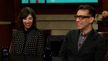 Fred Armisen & Carrie Brownstein on 'Portlandia,' Sleater-Kinney and their relationship