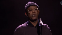 TODAY'S LOL: Samuel L. Jackson Performs