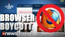 BROWSER BOYCOTT: OKCupid Urges Users to Stop Using Mozilla's Firefox After CEO Donates to Anti-Gay Campaign