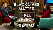 Black Lives Matter, Racism, Free Speech (Areva Martin Interview Part 1)