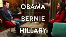 Obama, Bernie, Hillary and Election 2016 (Areva Martin Interview Part 3)