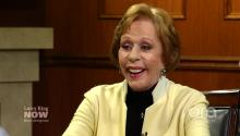 Carol Burnett on the gender pay gap in Hollywood