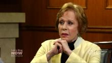 Carol Burnett on Amy Schumer's blue humor