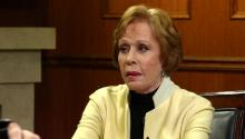 Carol Burnett's Shocking 'SNL' Revelation