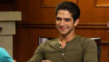Tyler Posey's Miley Cyrus Kiss: The 'Teen Wolf' Star Spills The Details