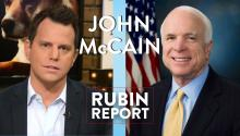 John McCain and Dave Rubin: 2016 Election, ISIS, Kurds, Money in Politics