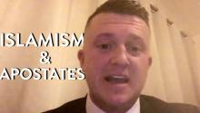 Tommy Robinson on Islamism, Apostates, and the English Defence League