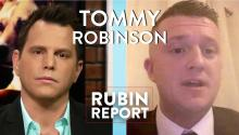Tommy Robinson and Dave Rubin: Islam, Immigration, and Pegida