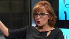 "Joy Behar Defends Trump, Calls View of Iowa Caucus ""Correct"""