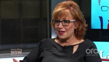 "Joy Behar ""Proud"" to be on Trump's Anti-Tweet List"