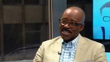 "Courtney B. Vance Was ""Elated"" With O.J. Simpson Verdict"