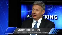 Gary Johnson: Have A Vote & Axe To Grind? I'm Your Candidate!