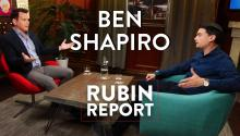 Ben Shapiro and Dave Rubin: Conservatism vs Leftism and Free Speech
