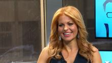 Candace Cameron Bure on returning to the 'Fuller House' set