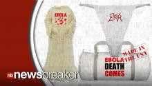Vendors Capitalizing on Tasteless Ebola Merchandise