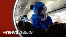 Panic On a US Airways Flight as Sneezing Passenger Claims he Has Ebola