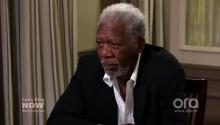 Morgan Freeman Talks Weed with Larry King