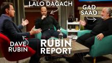 Dave Rubin, Lalo Dagach, and Gad Saad on Debating The Regressive Left